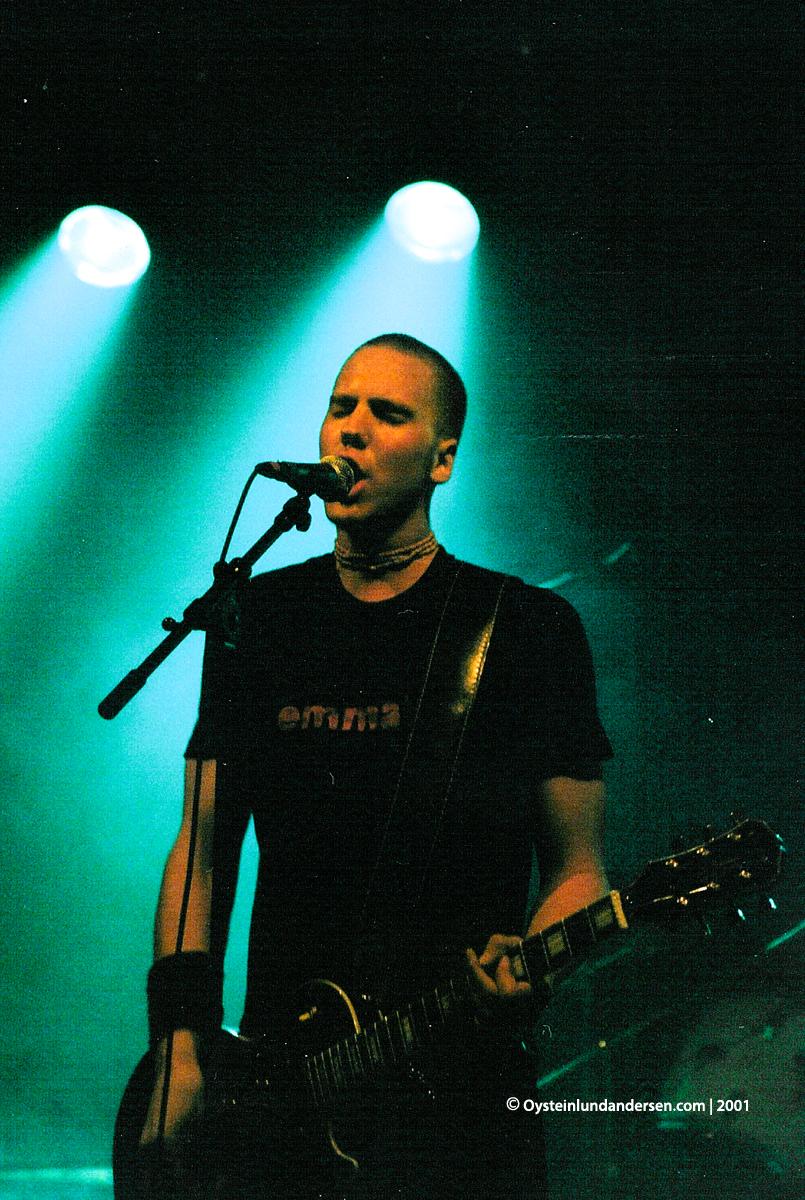 Emma band Trästock festivalen 2000 skellefteå -x1