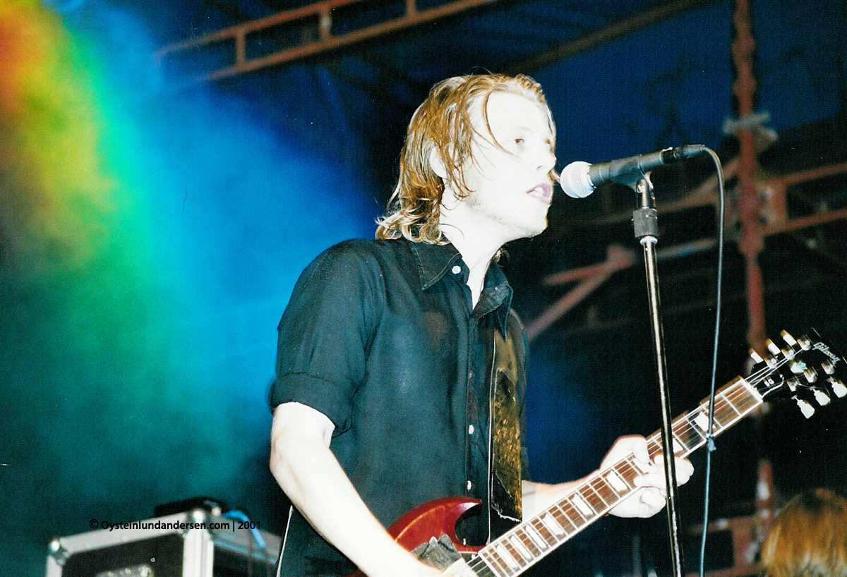 Fireside band Trästock festivalen 2000 skellefteå -x1