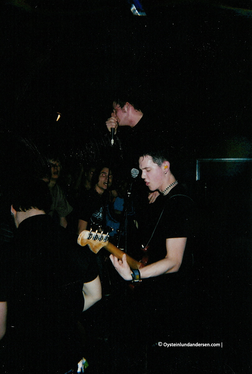 Plastic Pride Galaxen Umeå 2000