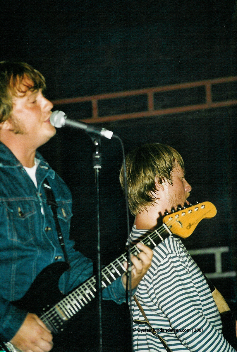 Randy, the band 2011 Skellefteå Sweden