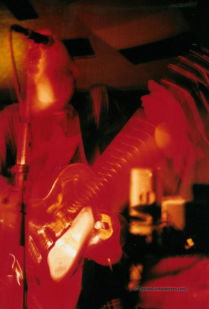 Randy band Sweden Orebro 2001 Scruffy Murphys