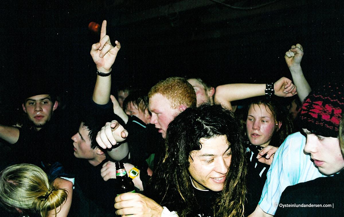 Rifu Uffa Huset Trondheim 2001