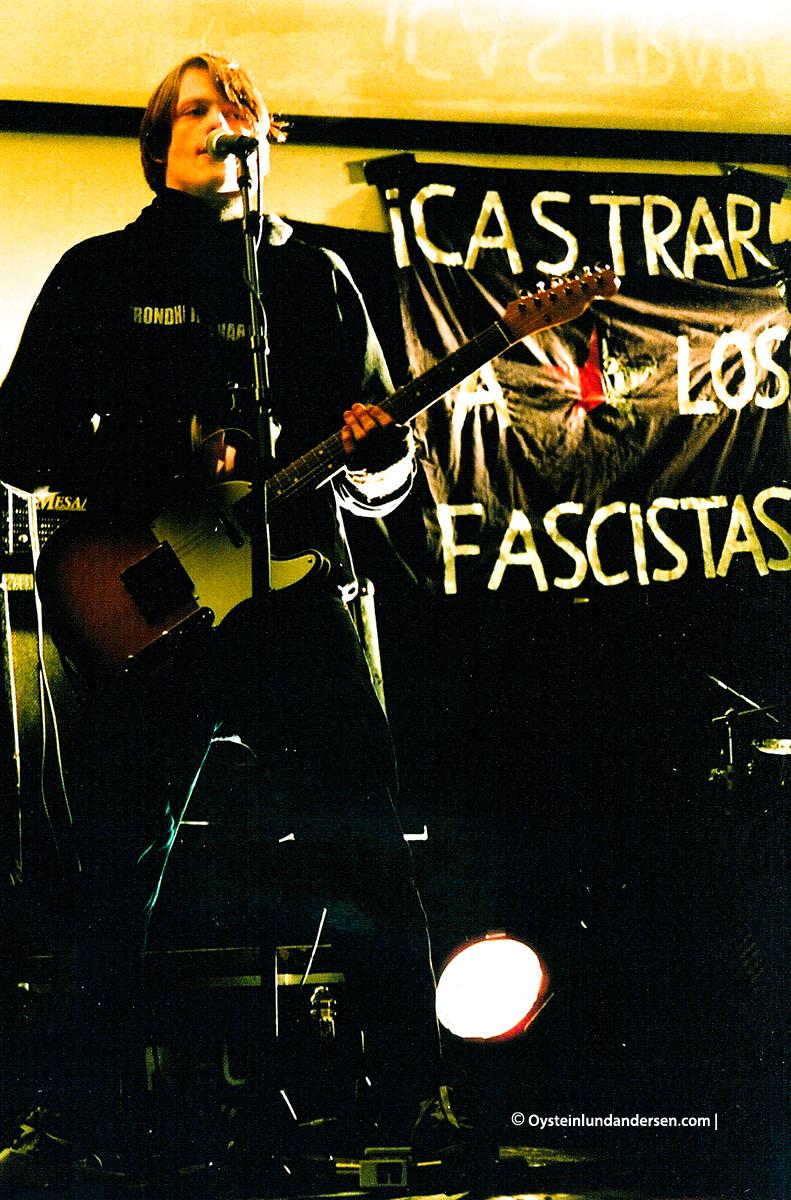 Rifu Torget Trondheim 2001
