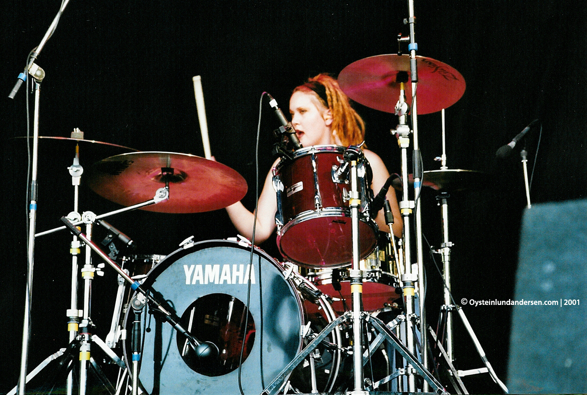 Soak The Sin band Trästock festivalen 2000 skellefteå