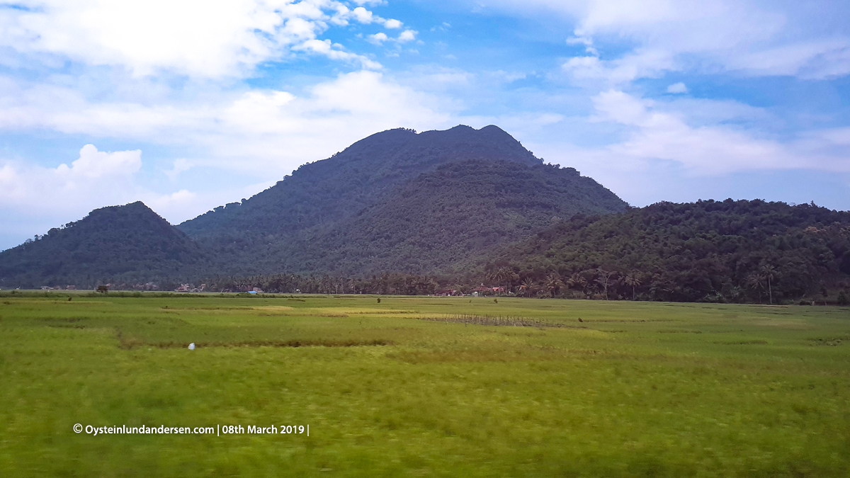 Gunung Haruman Volcano Garut Indonesia