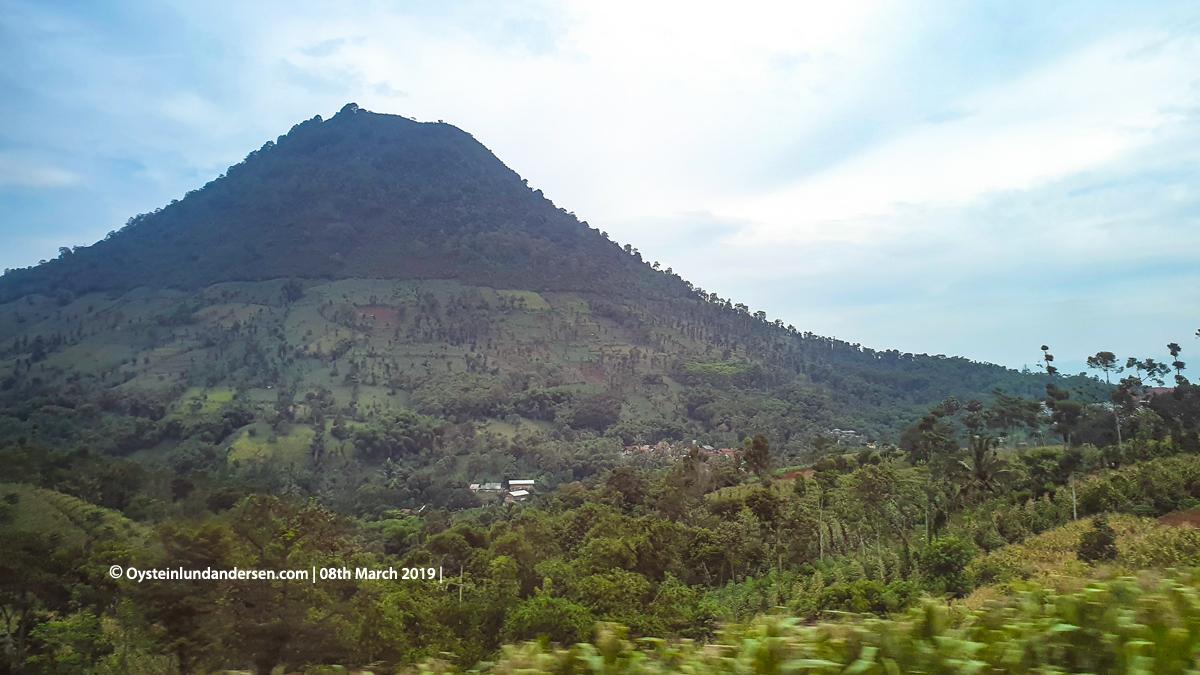 Gunung Kaledong Volcano Garut Indonesia