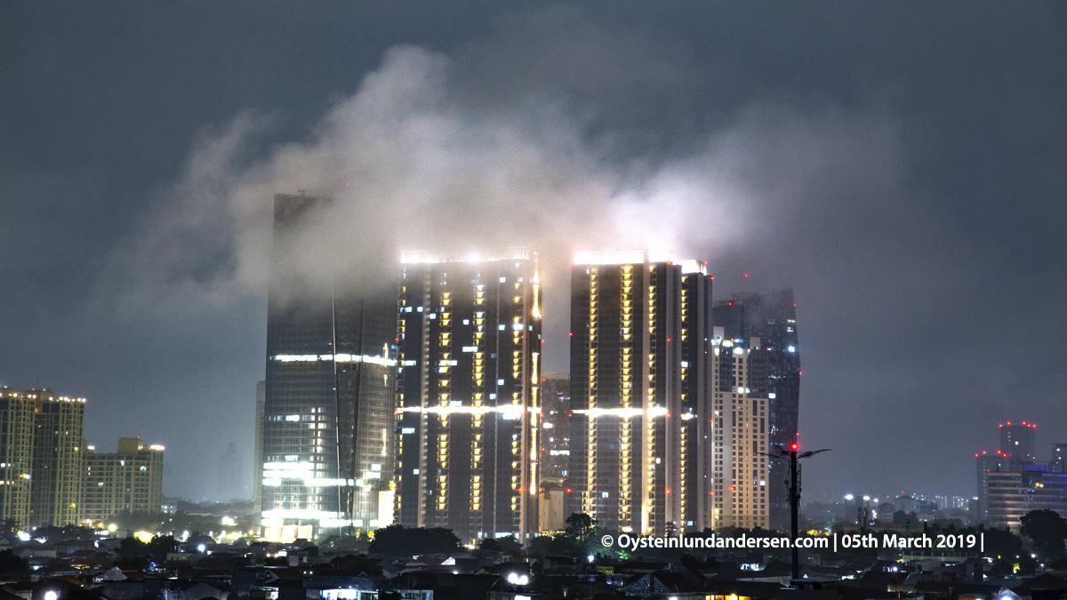Awan Cloud Kota Kasablanka Jakarta Cuaca