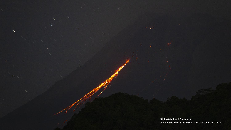 Merapi, lava-dome,2021, eruption, volcano, indonesia
